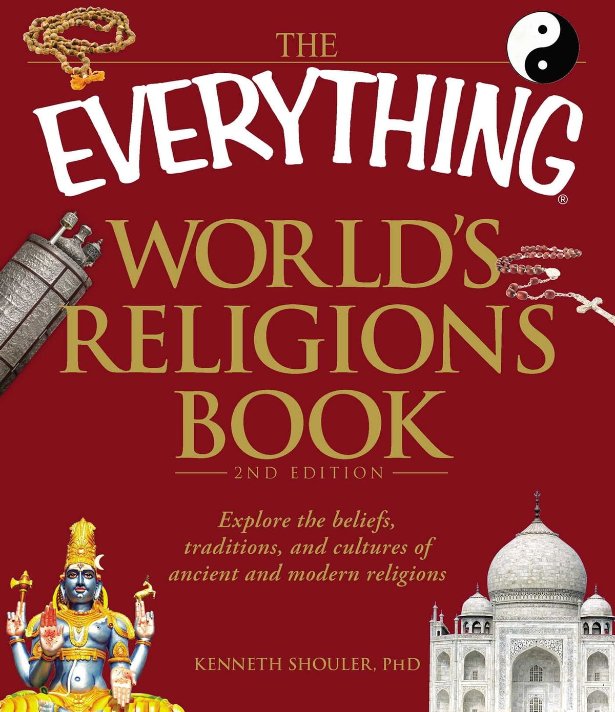 The everything worlds religions book ebook by kenneth shouler the everything worlds religions book ebook by kenneth shouler 9781440500374 rakuten kobo fandeluxe Choice Image