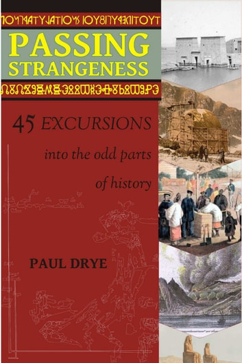 Passing Strangeness ebook by Paul Drye