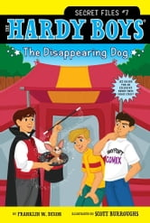 The Disappearing Dog ebook by Franklin W. Dixon
