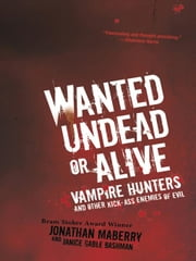 Wanted Undead or Alive ebook by Maberry, Jonathan