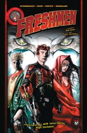 Freshmen Volume 1 #1 ebook by Hugh Sterbakov