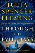 Through the Evil Days ebook by Julia Spencer-Fleming