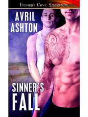 Sinner's Fall ebook by Avril Ashton