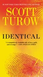 Ebook Identical di Scott Turow