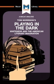 Playing in the Dark - Whiteness in the American Literary Imagination ebook by Karina Jakubowicz, Adam Perchard