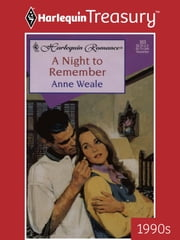 A Night To Remember ebook by Anne Weale