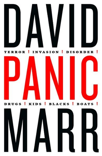 Panic ebook by David Marr