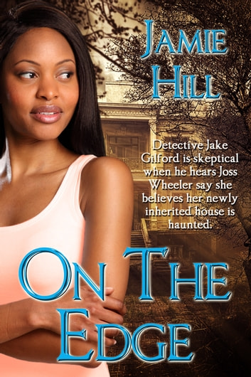 On The Edge ebook by Jamie Hill