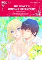 THE SINNER'S MARRIAGE REDEMPTION - Mills&Boon comics ebook by Annie West, Kei Kusunoki