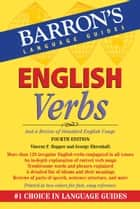 English Verbs ebook by Hopper, F., Vincent