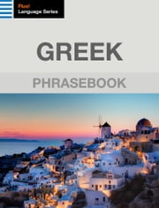 Greek Phrasebook ebook by J. Martinez-Scholl