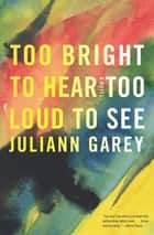 Too Bright to Hear Too Loud to See - A Novel ebook by Juliann Garey