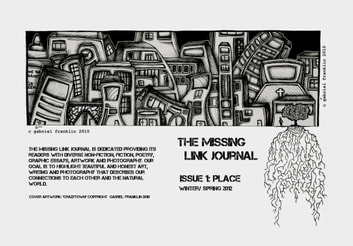 The Missing Link Journal Issue 1: Place ebook by Charles Spock