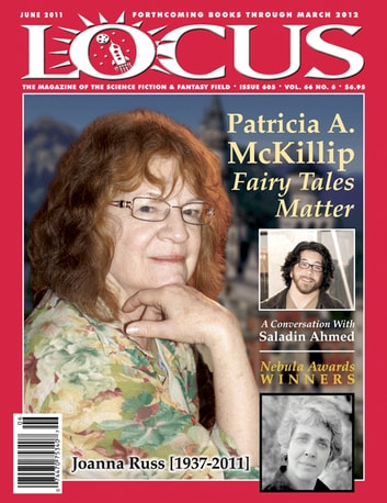 Locus Magazine, Issue 605, June 2011 ebook by Locus Magazine