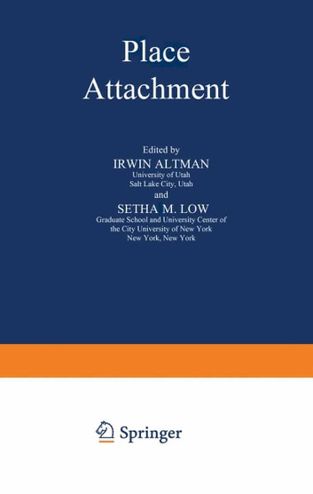 Place Attachment ebook by