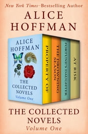 The Collected Novels Volume One - Property Of, The Drowning Season, Fortune's Daughter, and At Risk ebook by Alice Hoffman