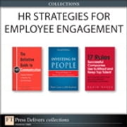 HR Strategies for Employee Engagement (Collection) ebook by Wayne Cascio,Alison Davis,Jane Shannon,David Russo,John Boudreau