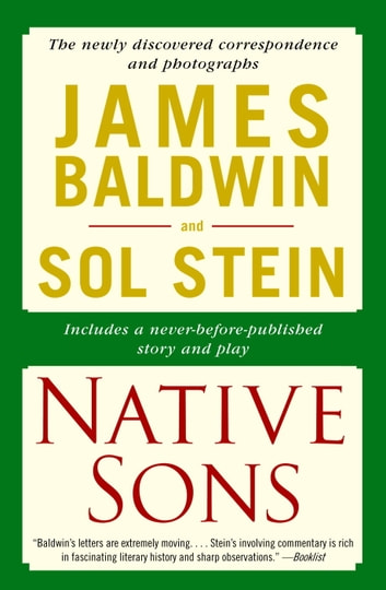 Native Sons ebook by James Baldwin,Sol Stein