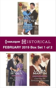 Harlequin Historical February 2019 - Box Set 1 of 2 - An Anthology ebook by Annie Burrows, Laurie Benson, Laura Martin