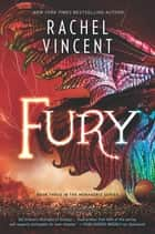 Fury ebook by Rachel Vincent