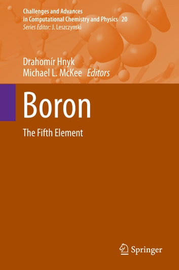 Boron - The Fifth Element ebook by