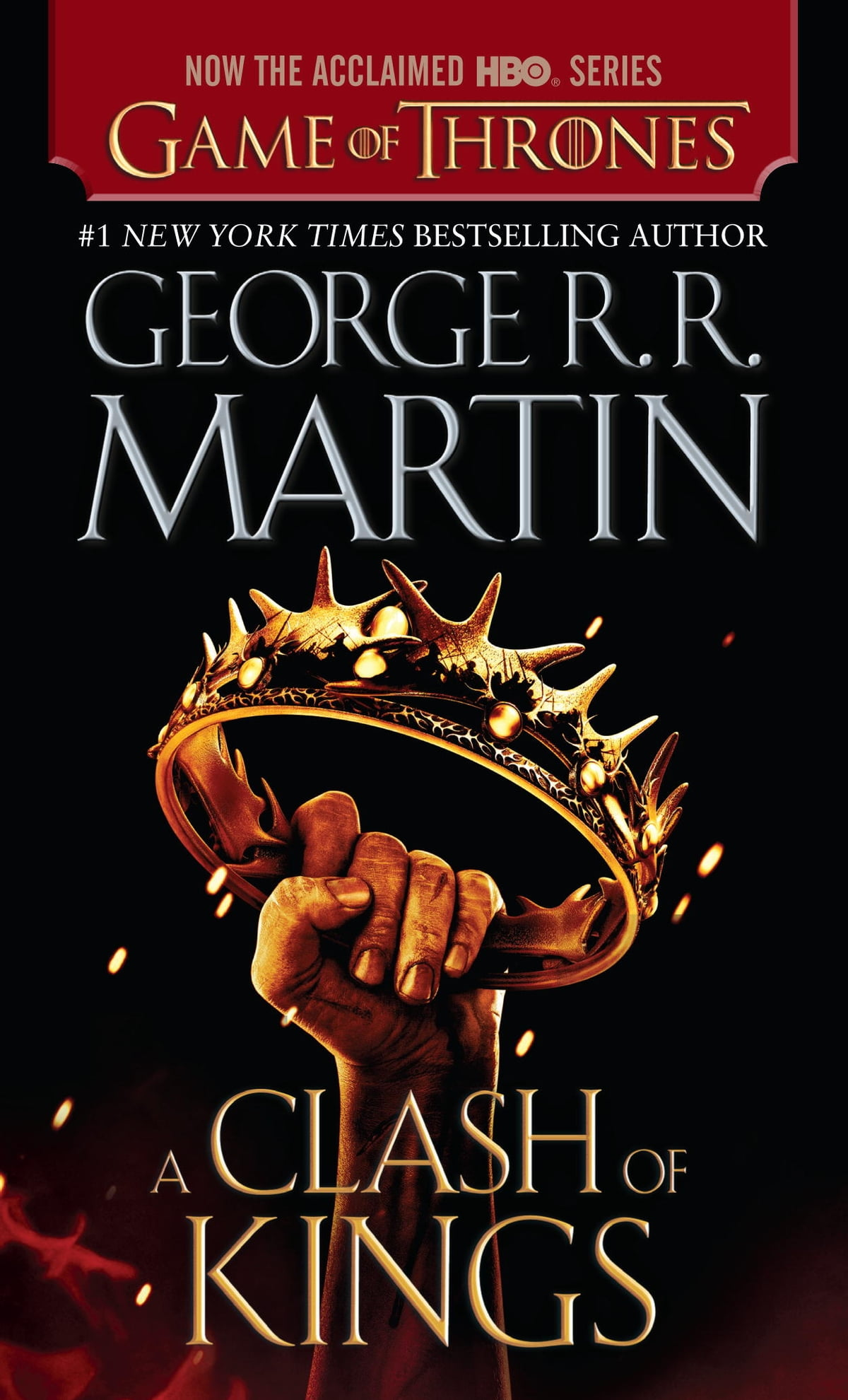 A Clash Of Kings Ebook By George R R Martin 9780553897852