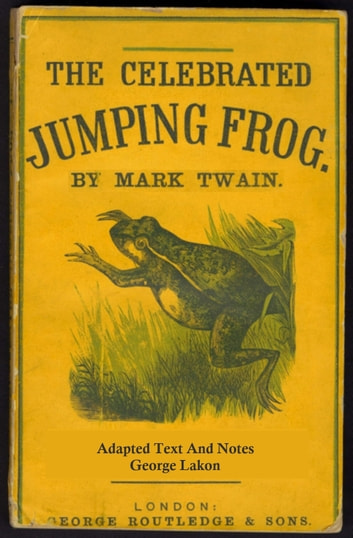 notorious jumping frog of calaveras county Amazoncom: the notorious jumping frog of calaveras county (audible audio  edition): mark twain, carol eason, inc pc treasures: books.
