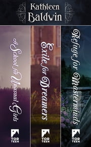 The Stranje House Series - A School for Unusual Girls, Exile for Dreamers, Refuge for Masterminds ebook by Kathleen Baldwin