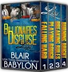 Billionaires in Disguise: Lizzy ebook by Blair Babylon