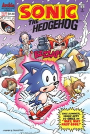 Sonic the Hedgehog #26 ebook by Angelo DeCesare,Dave Manak,Art Mawhinney,Jon D'Agostino,Rich Koslowski