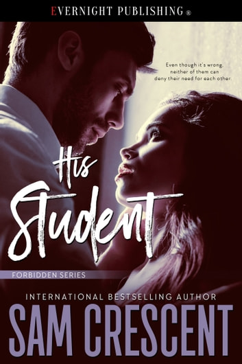 His Student ebook by Sam Crescent