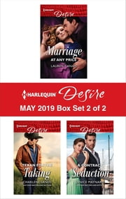 Harlequin Desire May 2019 - Box Set 2 of 2 - An Anthology ebook by Lauren Canan, Charlene Sands, Janice Maynard