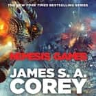 Nemesis Games audiobook by James S. A. Corey, Jefferson Mays