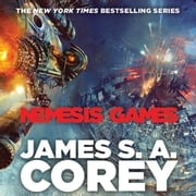 Nemesis Games audiolibro by James S. A. Corey