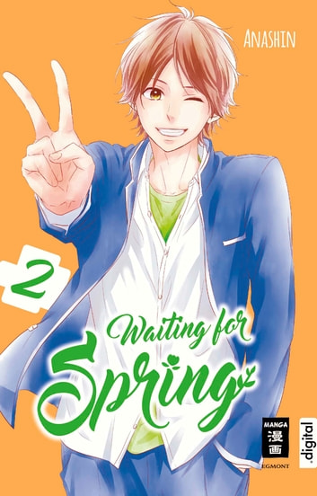 Waiting for Spring 02 ebook by Anashin