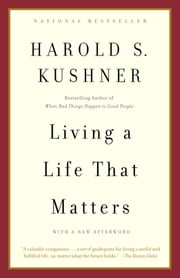 Living a Life that Matters ebook by Harold S. Kushner