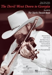 The Devil Went Down to Georgia (Sheet Music) ebook by Charlie Daniels Band