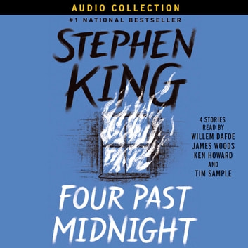 Four Past Midnight Audiobook By Stephen King 9781508216841
