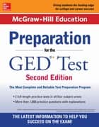 McGraw-Hill Education Preparation for the GED Test 2nd Edition ebook by McGraw-Hill Education Editors