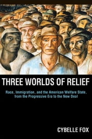 Three Worlds of Relief - Race, Immigration, and the American Welfare State from the Progressive Era to the New Deal ebook by Cybelle Fox