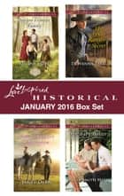 Love Inspired Historical January 2016 Box Set - Instant Frontier Family\The Bounty Hunter's Redemption\The Texas Ranger's Secret\The Baby Barter ebook by Regina Scott, Janet Dean, DeWanna Pace,...