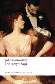 The Forsyte Saga ebook by John Galsworthy,Geoffrey Harvey