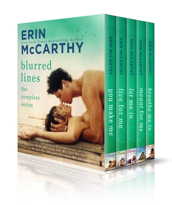 Blurred Lines: The Complete Series ebook by Erin McCarthy