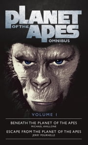Planet of the Apes Omnibus 1 ebook by Michael Angelo Avallone, Jerry Pournelle