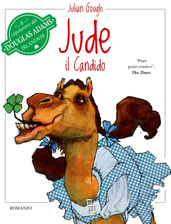 Jude il Candido ebook by Julian Gough