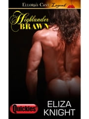 Highlander Brawn ebook by Eliza Knight