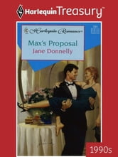 Max's Proposal ebook by Jane Donnelly