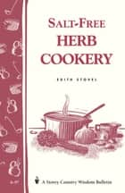 Salt-Free Herb Cookery ebook by Edith Stovel