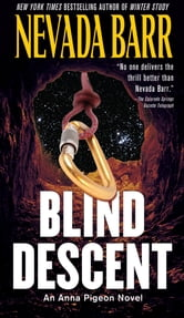 Blind Descent ebook by Nevada Barr
