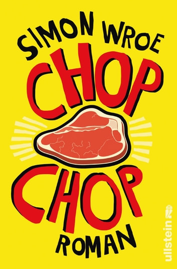 Chop Chop ebook by Simon Wroe